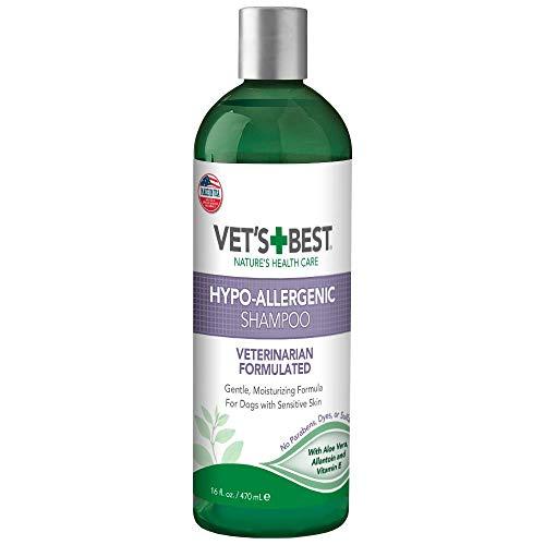 Vet's Best Hypo-Allergenic Shampoo for Dogs |...