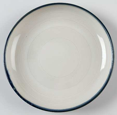 Sango Jewel-Blue Salad Plate, Fine China Dinnerware