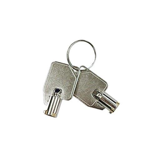 Qnap Schlüssel für Festplatteneinschub