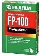 Fujifilm Fujicolor Professional FP-100C Color Instant Film - ISO 100 - 10 exposures - 10 Pack