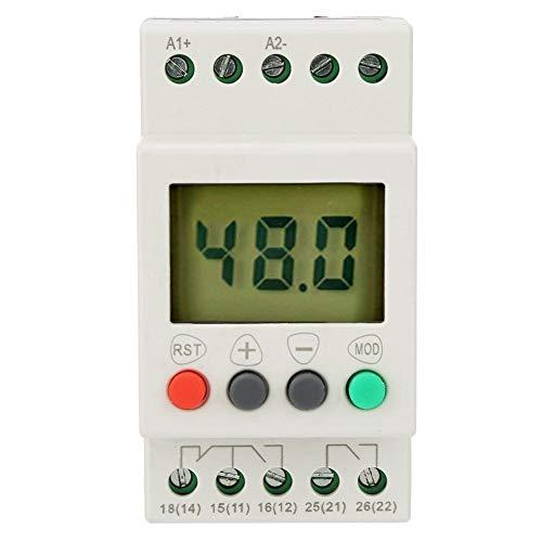 Phasenüberwachungsrelais Einphasiges Spannungsschutzrelais SVR1000 3-Phasen-Relaissteuerung(AD48)