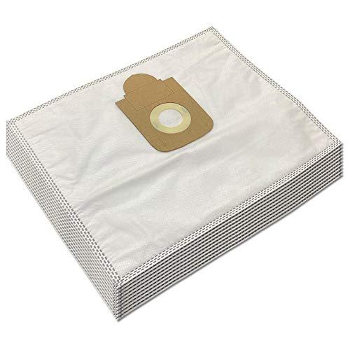 10 Staubsaugerbeutel Für Moulinex MO 3900-3999, Menalux 2112