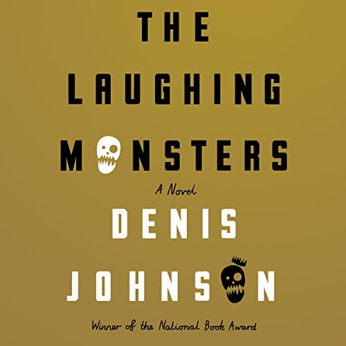 Couverture de The Laughing Monsters