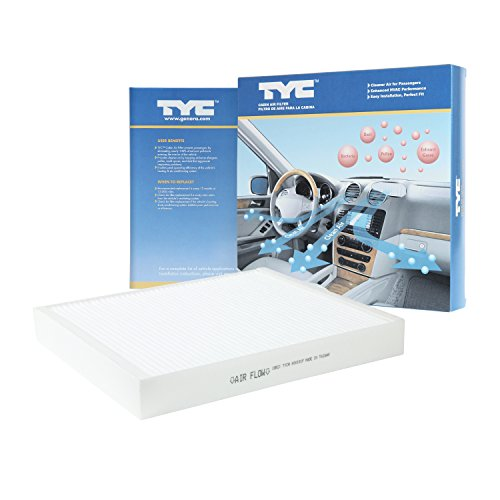 TYC 800181P Replacement Cabin Air Filter