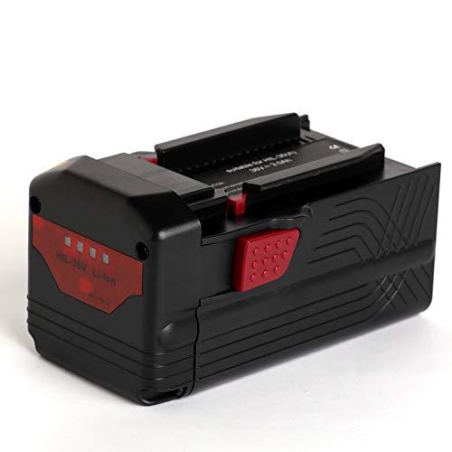 Para Hilti 36v 4000mAh / 4.0Ah Li-ion bateria de herramientas electricas B36 B36V TE6A TE 6A TE7A