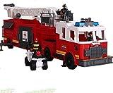DJXWZX Restauración de simulación de rescate Juguetes Rescaté camiones...