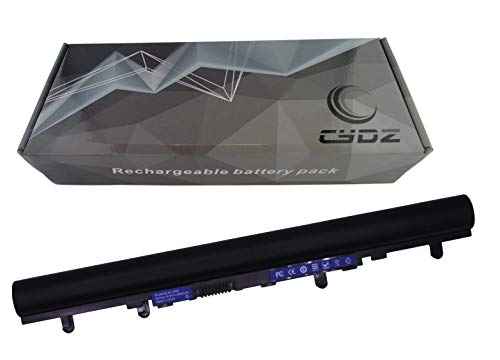 14,8V 2600mAh AL12A32 AL12A72 4ICR17/65 Batería para Acer Aspire E1-470 E1-470G E1-470P...