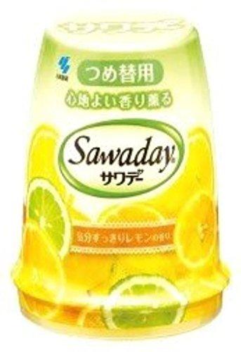 (まとめ買い)小林製薬 香り薫るサワデー詰替 レモンの香り 【×50セット】
