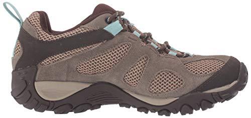 Merrell Women's Yokota 2 Hiking Shoe, Boulder, 8