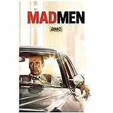Sanwooden Elite Mad Men Classic US-Fernsehserie Retro