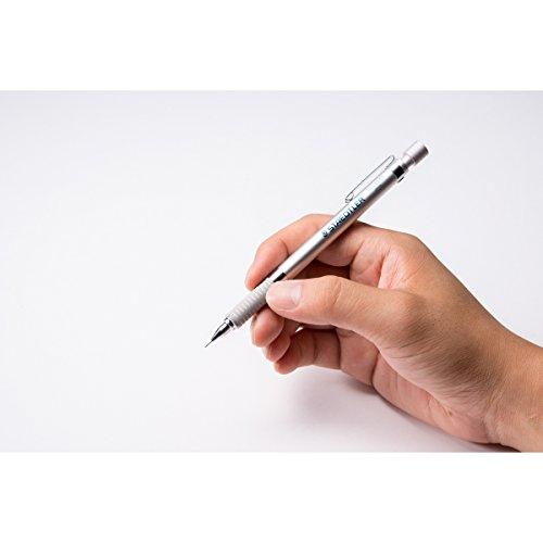 ステッドラーシャーペン0.3mm製図用シャープペンシルバーシリーズ92525-03