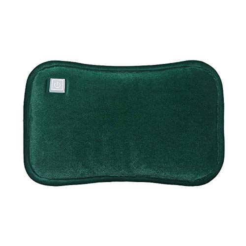 Borsa dell'acqua calda borsa a mano calda scaldamani nuova borsa scaldamani elettrica flanella calda pancia compressa calda usb grafene