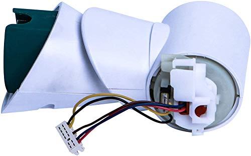 Articulación de aspiradora prémium para Vorwerk Cepillo eléctrico EB 370 Acabado a...