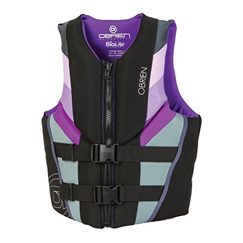 Best Price! Focus Neoprene Life Jacket, Medium, Purple