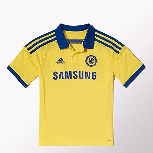 Adidas Chelsea Away Youth Jersey [BYELLO/CHEBLU] (XL)