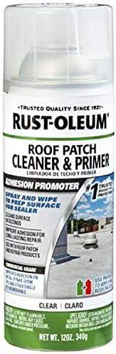 Rust-Oleum 345815 Large special price !! Roof Patch Cleaner supreme 12oz Primer Aerosol