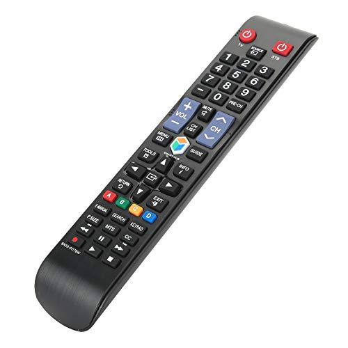 Socobeta Controlador de TV de Control Remoto Estable de Repuesto Duradero para televisión BN59-01178W