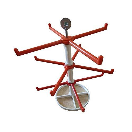 Susi - Rotating Red Plastic Bangle Stand - 144 Bangle