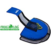 Swimline FrogLog Animal Saving Escape Ramp for Pool (Blue)