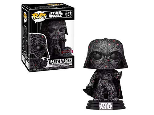 Funko Pop! Star Wars: Futura x Darth Vader (Exclusivo de Target)