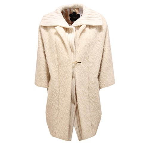 MOUCHE 8992U Cardigan Lungo Donna Cappotto Jacket Sweater Wool Woman [44]