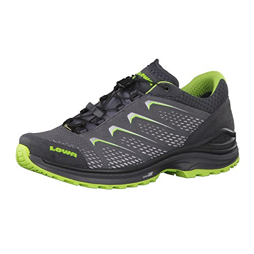 Lowa Maddox GTX Lo chaussures multi-fonctions anthra/limone