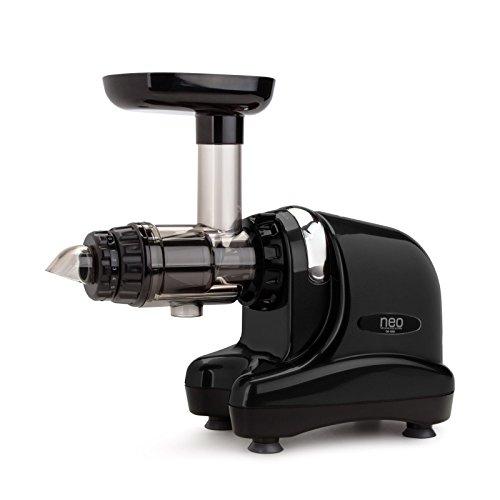 Extractor de zumos Oscar Neo DA 1000 - Tecnología Cold Press Slow juicer. Zumo Vivo 48h. Material libre de BPA. ¡Exprime hasta hierba de trigo! 30 días de prueba