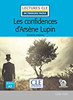Les confidences d'Arsene Lupin - Livre + audio online