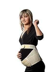 Hochwertige Schwangerschaftsbandage, Bauchbinde für Schwangere, Bauchbandage (XXL)