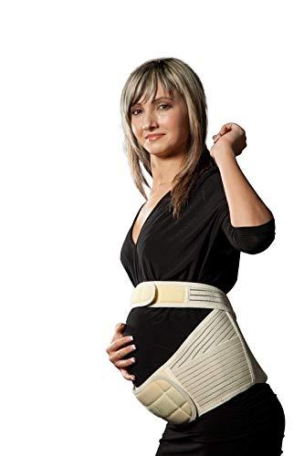 Hochwertige Schwangerschaftsbandage, Bauchbinde für Schwangere, Bauchbandage (S)