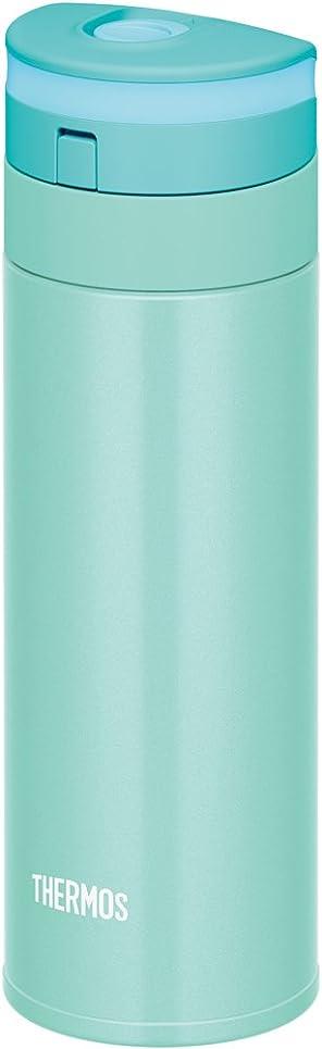サーモス 水筒 真空断熱ケータイマグ 【ワンタッチオープンタイプ】 350ml パールミント JNS-351 PRM