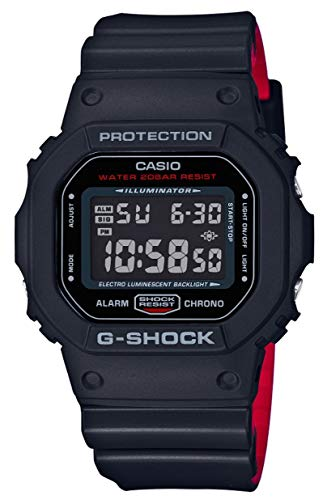 Casio Digitaluhr G-Shock DW-5600HRGRZ-1ER