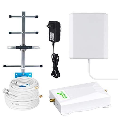 Verizon Signal Booster 4G LTE Cell Phone Signal Booster Verizon Booster Home 4G Band 13 Cell Booster Verizon Cell Signal Booster Repeater Mobile Signal Booster Amplifier for Home 4G Cell Reception