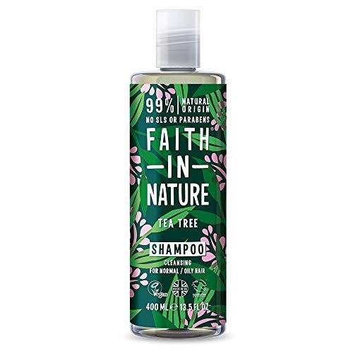 Faith In Nature, Champú - 400 ml.