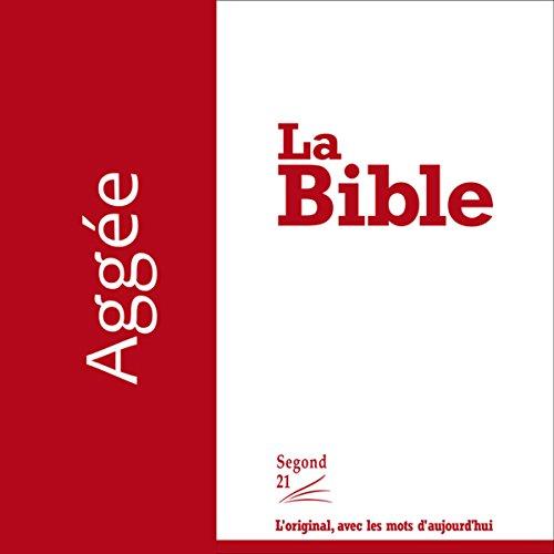 Aggée - version Segond 21 cover art
