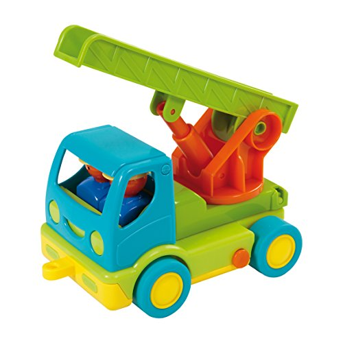 Wader 85093 – My First Truck Pompier