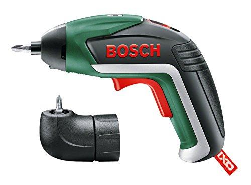 Bosch Akku Schrauber IXO 5 mit Winkelaufsatz