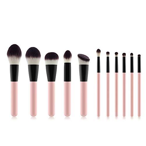 11 Pinceaux De Maquillage Haut De Gamme Maquilleur Professionnel Recommandé Outils De Maquillage Fard À Paupières Fondation Outils De Maquillage Blush