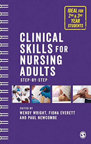 41qeYbwXEHL - Clinical Skills for Nursing Adults: Step by Step