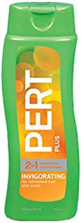 Pert Plus Simply Fresh 2 In 1 Shampoo Plus Conditioner Unisex, 13.5 Ounce