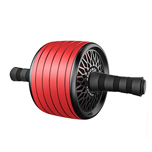 NDYD Garneck ABS Rueda de Rodillo para Entrenamiento Abdominal Mute Sport Roller Core Equipos de Fitness También se Puede Usar de Forma Conveniente y rápida en casa. DSB