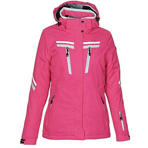 Killtec Skijacke Laia für Damen, Farbe:Pink, Damen Größen:44