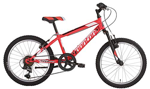 ESCAPE Bicicletta Mountain Bike Ragazzo, 20' per Bambini di 7/9 Anni, Altezza Consigliata da 120 a...