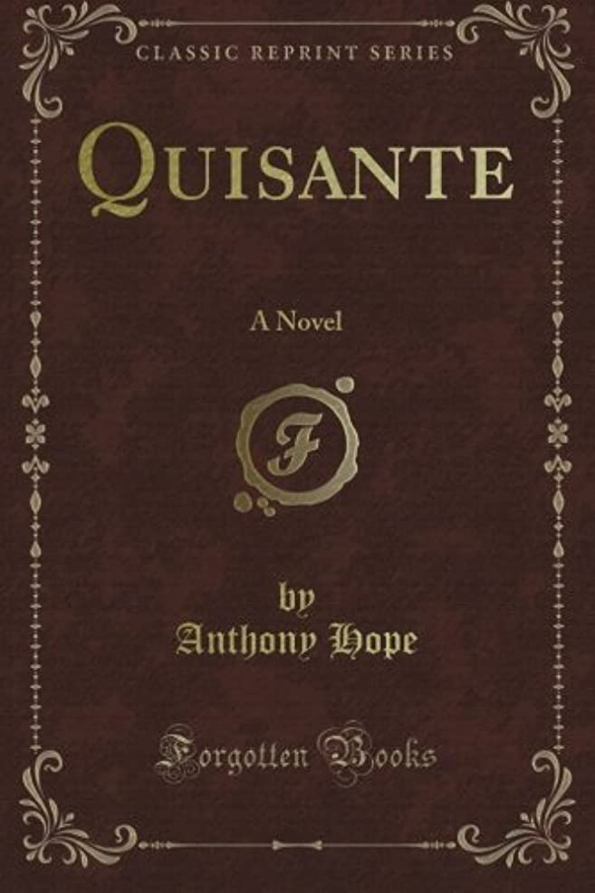 長々と可能性を除くQuisante?: A Novel (Classic Reprint)