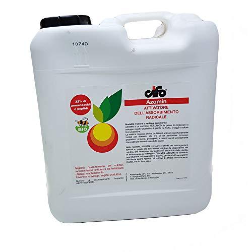CIFO Concime Organico Liquido Azomin 12 kg