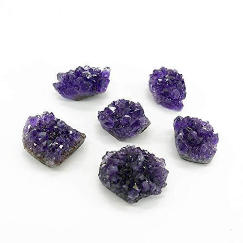 Mineral Import Cabujon Drusa de Amatist