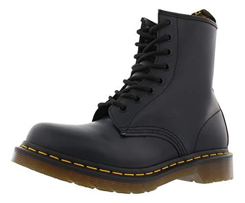 Dr. Martens 1460 Smooth, Unisex-Erwachsene Combat Boots, Blau (1460 Smooth 59 Last NAVY), 37 EU