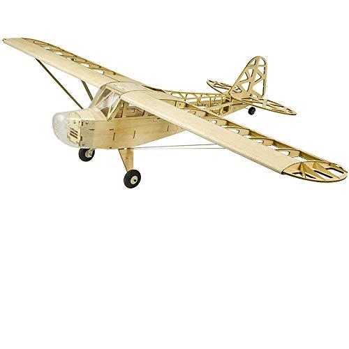Viloga Upgrade Balsa Wood Model Airplane Piper Cub...