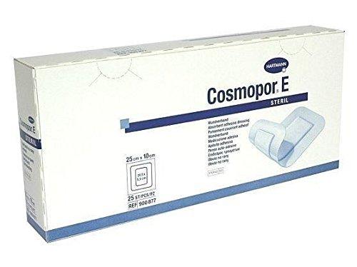 Cosmopor E Sterile Wundkompresse, selbstklebend, 25 x 10 cm, 25 Stück