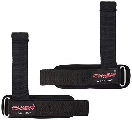 Chiba trainingshulp Powerstrap I, zwart, één maat, 40610